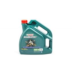Масло Castrol Magnatec 10W-40 полусинтетика 4л