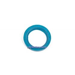 Манжета (сальник) задньої маточини КРТ (NBR, синій)