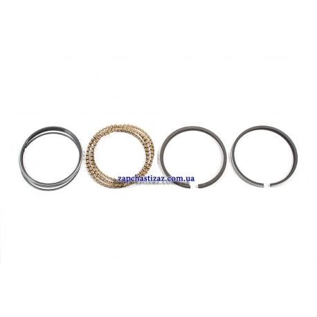 Поршневые кольца для мотора МеМЗ 317 объёмом 1.4 л. Для автомобилей Сенс 1.4 и Ланос 1.4. 317-1000101-11