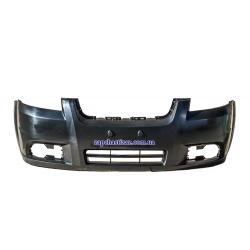 Бампер передний пластик на Шевроле Авео Chevrolet Aveo 96648503 Фото 1