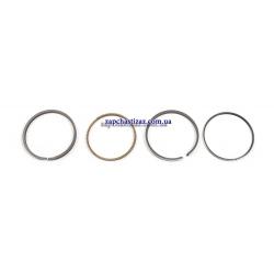 Кольца поршневые Авео 1.5 рем +0,50 GM