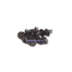 Пистон (клипса) мягкой обивки (к-т, 10 шт) завод