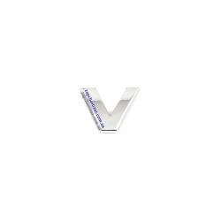 Надпись (буква) V в слове Vida