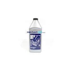Тормозная жидкость DOT-4 Tomex 1л