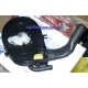 Корпус воздушного фильтра нижний в сборе для карбюраторных моторов Славута Таврия Сенс T1301-1109050