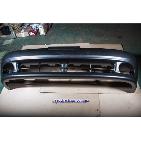 Оригинальный передний бампер на Ланос Сенс скорлупа накладка купить цена доставка 96226147