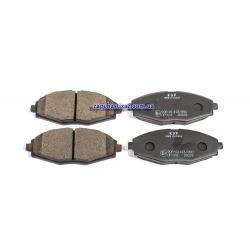 Колодки гальмівні TOPIC-KAP передні R13