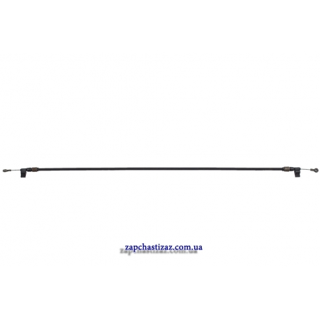 Трос печки - привод рециркуляции Ланос Сенс. Для переключателя вентиляции с внешнего на внутренний и наоборот 759206 UA