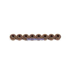 Манжети (сальники) клапанів 1.5 TOPIC-KAP (к-т, 8 шт.)