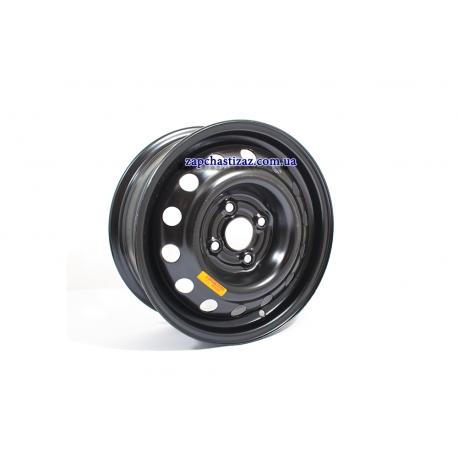 Диск колёсный R14 Кременчуг чёрный 17.3101015.27