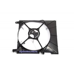 Диффузор вентилятора радиатора с кондиционером (506х440) T200-250 до 09 GM