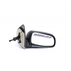 Зеркало наружное правое механическое Авео Т-250 Китай