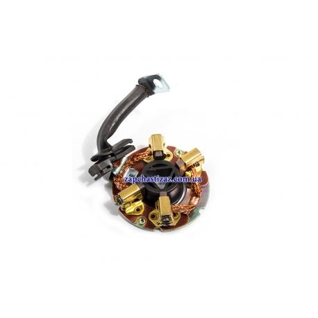 Щёткодержатель стартера 1,2-1,4 кВт металл CRB 10476006 / 13096-D4011