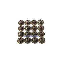 Манжети (сальники) клапанів 1.6, 1.6 LXT KOS (к-т, 16 шт.)