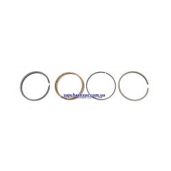 Кольца поршневые 1.8 LDA Лачетти стандарт GM