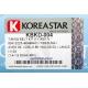 Ремень и ролик ремня распредвала KOREASTAR 1.5 KBKD-004