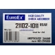 Амортизатор EuroEx задний (2 шт) 21102-1011