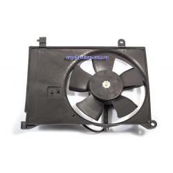 Вентилятор радиатора охлаждения дополнительный Ланос Сенс FORCEONE