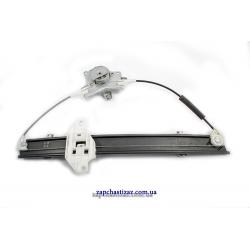 Стеклоподъёмник электрический передний левый без мотора оригинал для авто Ланос Сенс