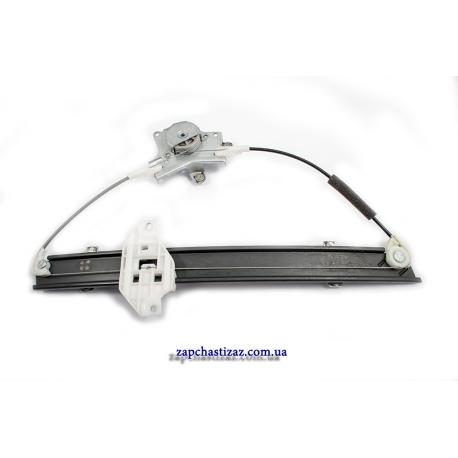 Стеклоподъёмник электрический передний левый без мотора оригинал для авто Ланос Сенс 96225383