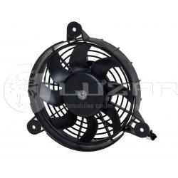 Вентилятор радиатора охлаждения дополнительный Нексия Лузар