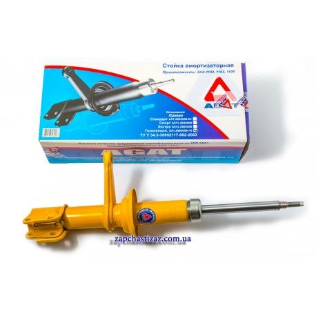 Амортизатор АГАТ передний газовый (желтый) правый А51.2905006-10