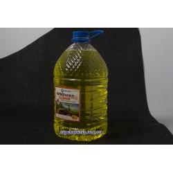 Омивач скла річний аромат лимона 5л Zollex