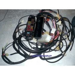 Проводка центральная жгут проводов 1103