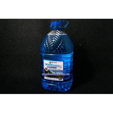 Омыватель стекла летний аромат морской бриз 5л Zollex ZC-905