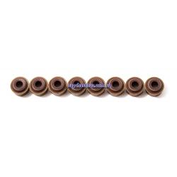 Манжети (сальники) клапанів 1.5 KOS (к-т, 8 шт.)