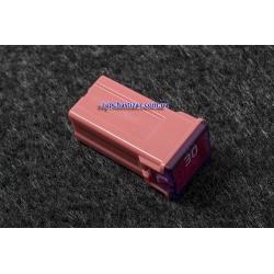 Предохранитель 30A силовой розовый GM