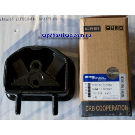 Подушка мотора правая Сенс Ланос, подушка двигателя передняя правая Сенс Ланос Китай 90250348 / 13040-М4011