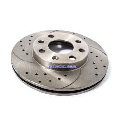 Диск тормозной передний FriCo T5 R13 (к-т 2 шт)