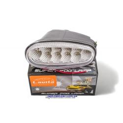 Фара дневного света (ДХО) LED Ланос Сенс Lavita левая