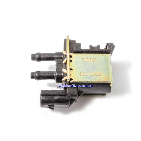 Клапан абсорбера вакуумный Ланос 1.5, Матиз М100, Нубира и Леганза 2.0 ОЕ 96311368 OE