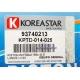 Поршень 1.5 1-й ремонт +0.25 Koreastar KPTD-014-025