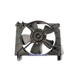 Вентилятор радиатора без кондиционера Авео Лузар