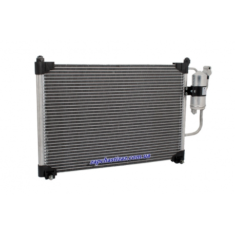 Радиатор кондиционера Ланос, название по каталогу конденсор в сборе LRAC CHLs0235