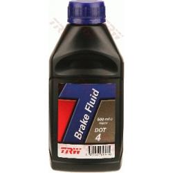 Тормозная жидкость DOT-4 TRW 0.5л