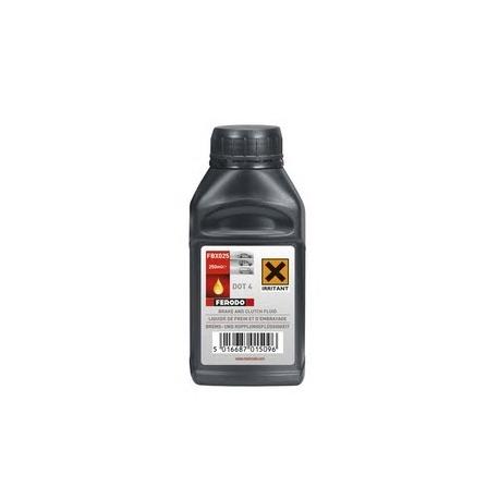 Тормозная жидкость DOT-4 FERODO 0.25л FBX025