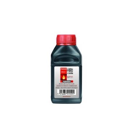 Тормозная жидкость DOT-5.1 FERODO 0.25л FBZ025