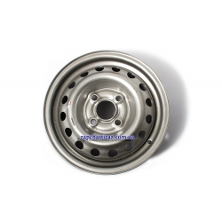 Диск колеса R13 ЗАЗ серый