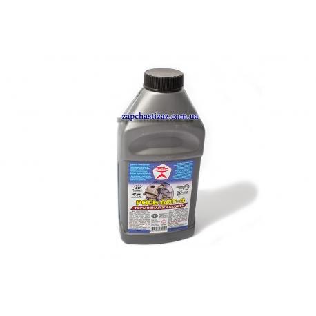 Тормозная жидкость DOT-4 ВАМП Рось Гост 1л VMP-D4-R-10
