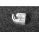 Клипса (фиксатор) тормозной трубки GM 94530240