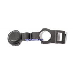Крышка клеммы аккумулятора минусовая (черная) GM