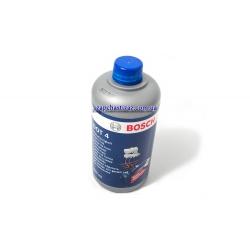 Гальмівна рідина DOT-4 BOSCH 0.5л