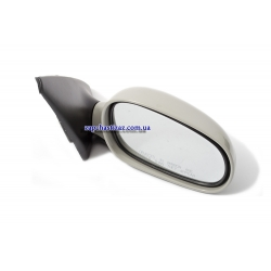 Зеркало наружное правое электро (под покраску) Ланос GM