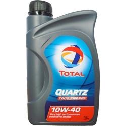 Масло TOTAL QUARTZ 7000 ENERGY 10W-40 полусинтетика 1л