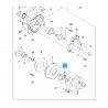 Бегунок Матиз 0.8 Daedong (Трамблер Mando)