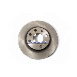 Диск тормозной передний Valeo R13 (1 шт)